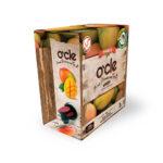 ocle caja en blanco sabores mango 2 1