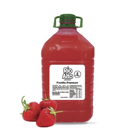frutilla premium