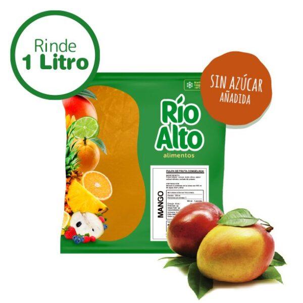 mango sin azúcar 333 rinde 1 litro