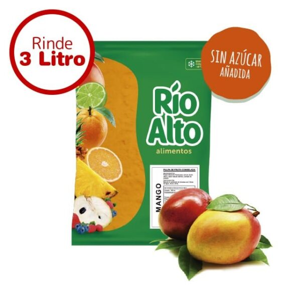 mango sin azucárrinde 3 litros