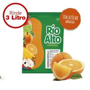 naranja sin azúcarrinde 3 litros